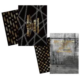 (Goods) Linked Horizon Live Tour Triumph of Shingeki no Kiseki: Assembly of All Members Clear File (Set of 2)