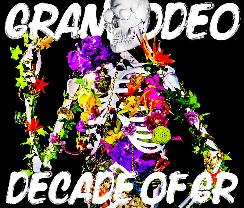 (Album) DECADE OF GR by GRANDRODEO [2CD+DVD]