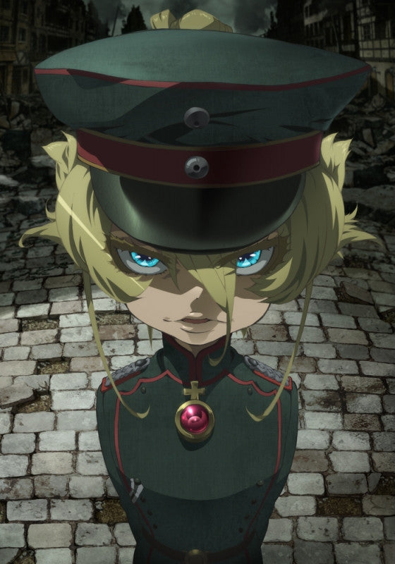 (Blu-ray) Saga of Tanya the Evil (Yojo Senki) Vol.3