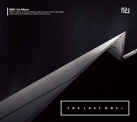 (Album) THE LAST ONE + by M2U [CD+DVD]