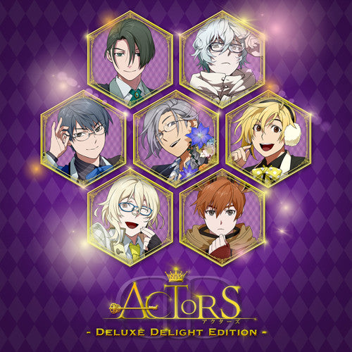 (Album) ACTORS - Deluxe Delight Edition