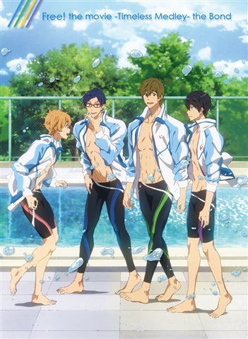 (Blu-ray) Free! The Movie: Timeless Medley - The Bond (Kizuna)