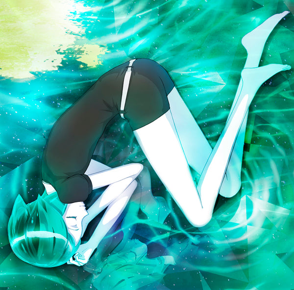 (Theme Song) Land of the Lustrous (Houseki no Kuni) TV Series OP: Kyoumen no Nami by YURiKA [Anime Edition]
