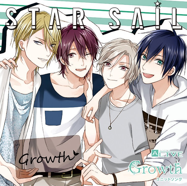 (Character Song) ALIVE Growth Unit Song Series: STAR SAIL