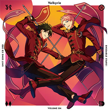 (Character Song) Ensemble Stars! Unit Song CD 3rd Series vol.04 Valkyrie