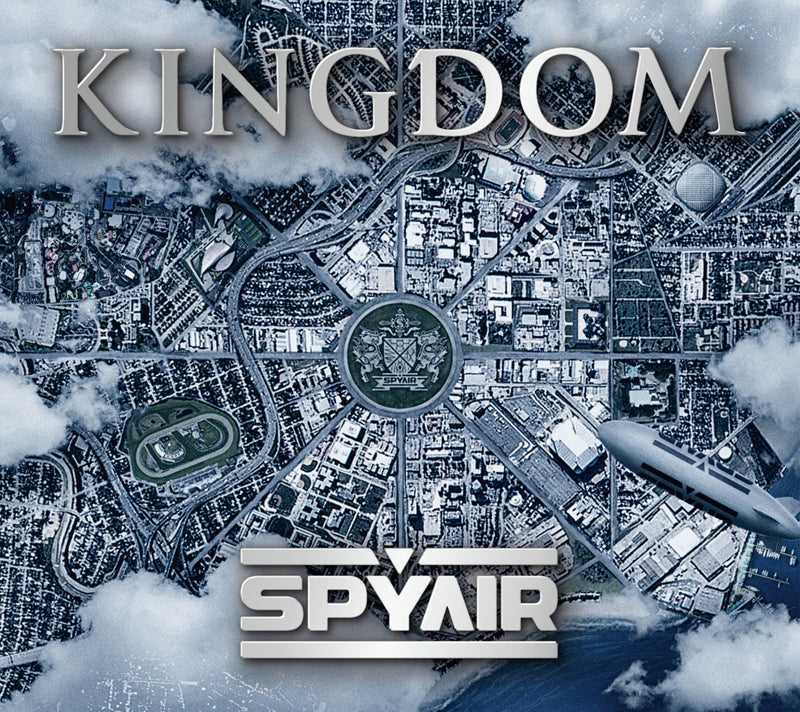 (Album) KINGDOM by SPYAIR [First Run Production Limited Edition B]