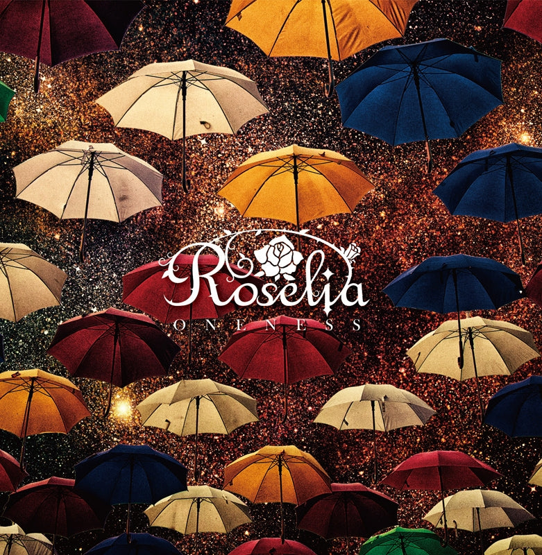 (Character Song) BanG Dream! - ONENESS by Roselia [Regular Edition]