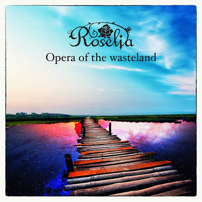 (Character Song) BanG Dream! - Opera of the Wasteland by Roselia