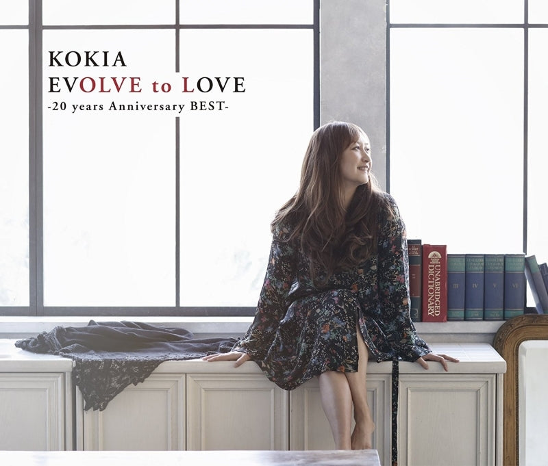 (Album) EVOLVE to LOVE: 20th years Anniversary BEST by KOKIA [Regular Edition]