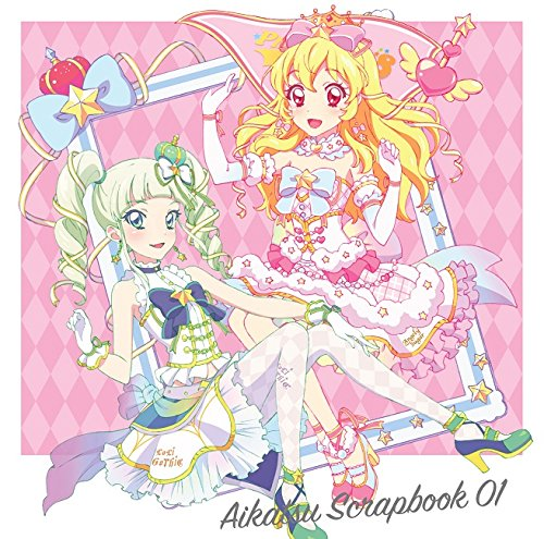 (Character Song) Aikatsu! Photo on Stage!! Video Game: AIKATSU SCRAPBOOK 01