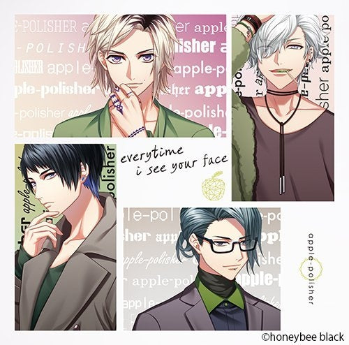 (Album) DYNAMIC CHORD: everytime i see your face by apple-polisher