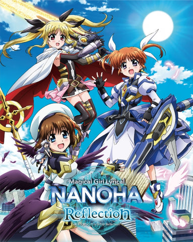 (Blu-ray) Magical Girl Lyrical Nanoha the Movie: Reflection [Deluxe Edition, animate Limited Edition]