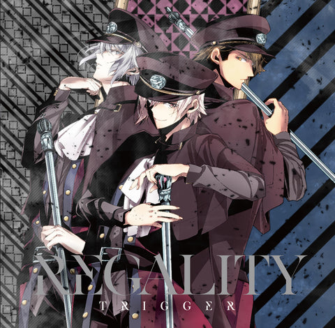 (Album) IDOLiSH7 Game: TRIGGER 1st Full Album - REGALITY [Regular Edition]