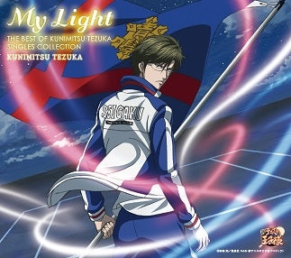 (Character Song) The New Prince of Tennis: My Light-THE BEST OF KUNIMITSU TEZUKA SINGLES COLLECTION by Kunimitsu Tezuka [First Run Limited Edition]