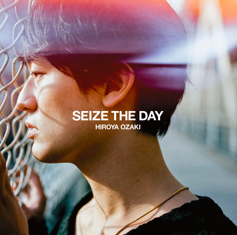 (Theme Song) Single: SEIZE THE DAY by Hiroya Ozaki - Including Eureka Seven the Movie: Hi-Evolution Part 1 Theme Song: Glory Days [Regular Edition]
