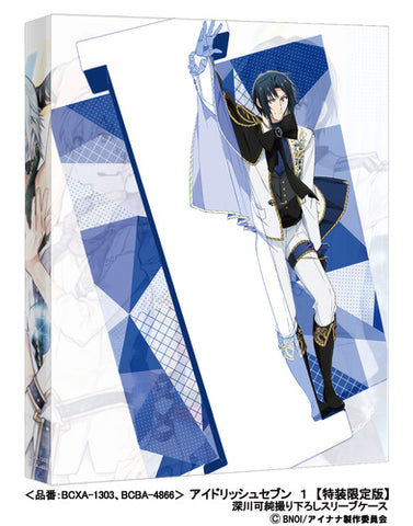 【★4】(Blu-ray) IDOLiSH7 TV Series 1 [Deluxe Limited Edition]