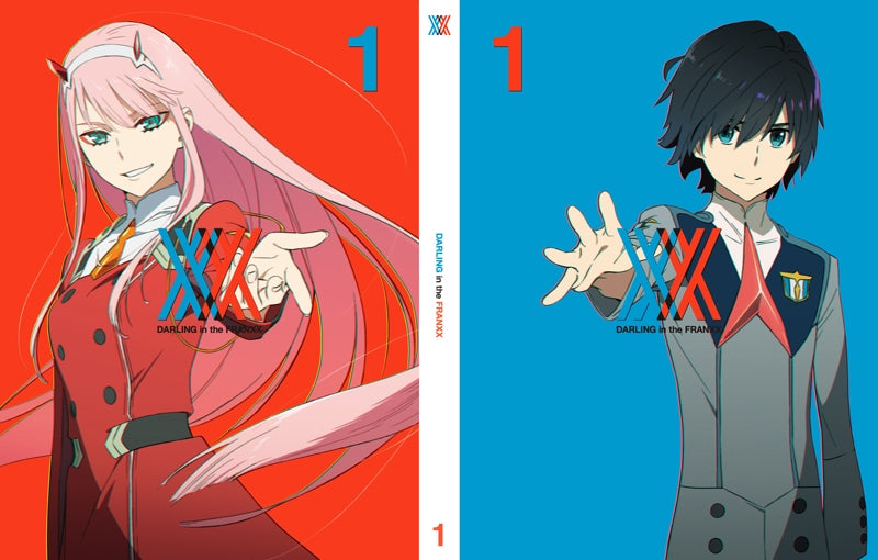(DVD) Darling in the Franxx TV Series Vol. 1 [Production Run Limited Edition]