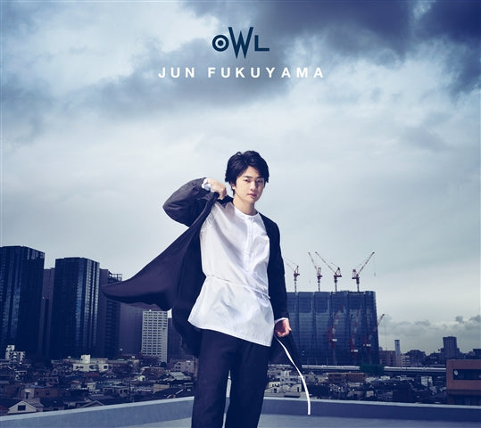 (Album) OWL by Jun Fukuyama [w/ DVD, Limited Edition]