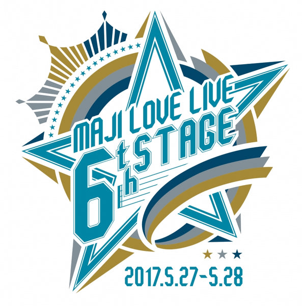 (Blu-ray) Uta no Prince-sama Maji LOVE LIVE 6th STAGE
