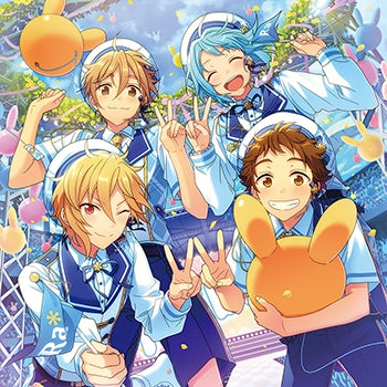 (Album) Ensemble Stars! Album Series: Ra*bits [First Run Limited Edition]