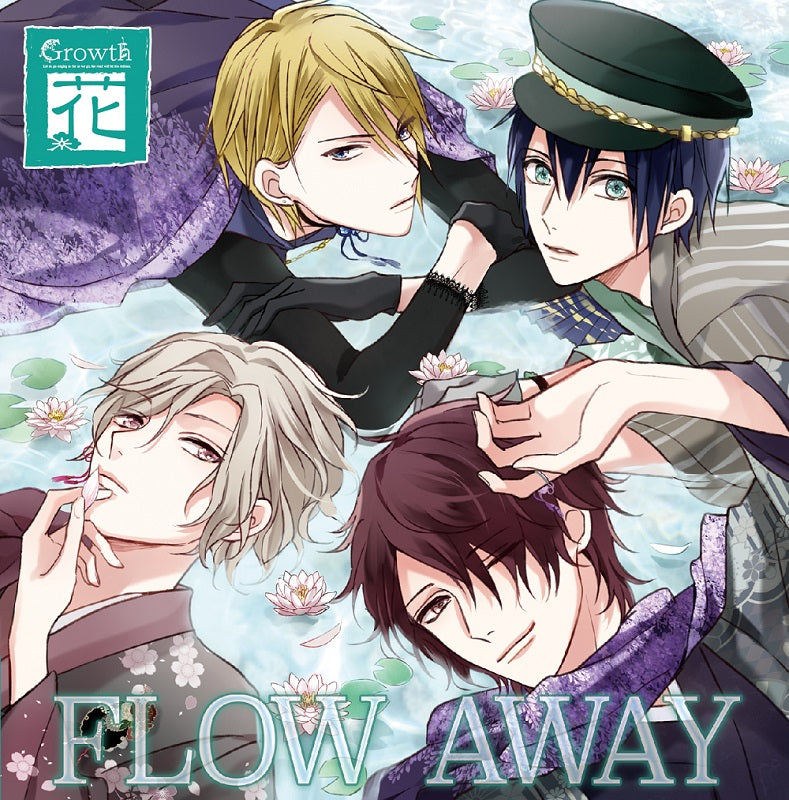 (Character Song) ALIVE Growth Kachou Fuugetsu: Flower