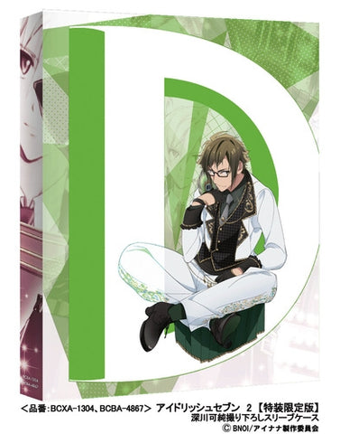 【★4】(Blu-ray) IDOLiSH7 TV Series 2 [Deluxe Limited Edition]