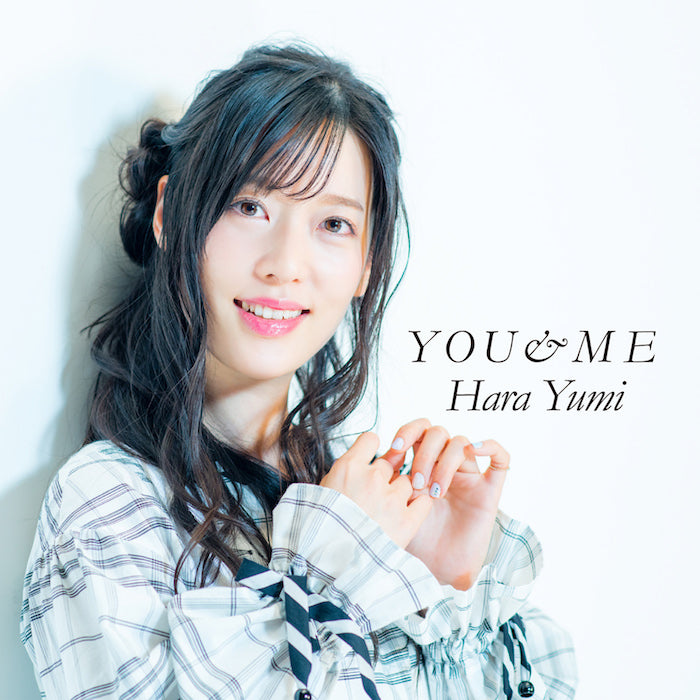 (Album) YOU&ME by Yumi Hara [w/ Blu-ray, Quantity Limited Edition]