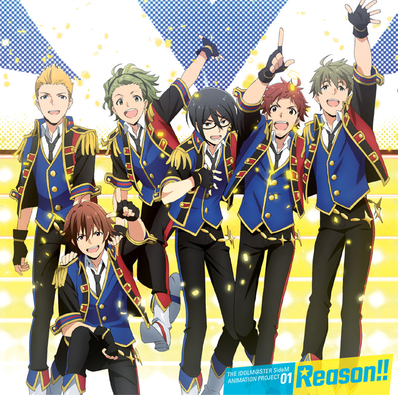 (Character Song) THE IDOLM@STER SideM ANIMATION PROJECT 01 Reason!! [Regular Edition]