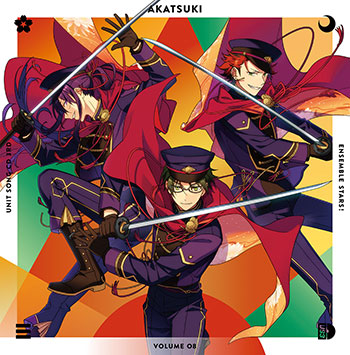 (Character Song) Ensemble Stars! Unit Song CD 3rd Series vol.08 Akatsuki