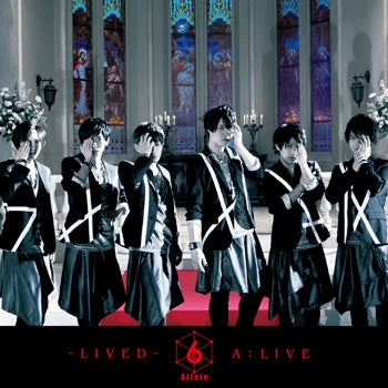 (Maxi Single) -LIVED-/A: LIVE by &6allein [Regular Edition]