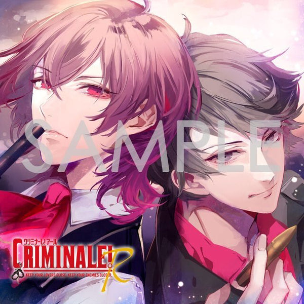 (Drama CD) CDs Where You Have 24 Hours To Expose the Truth With Your Men: Criminale! R Vol.1 - Chiave & Dante (CV. Kousuke Toriumi & Kenji Nojima)