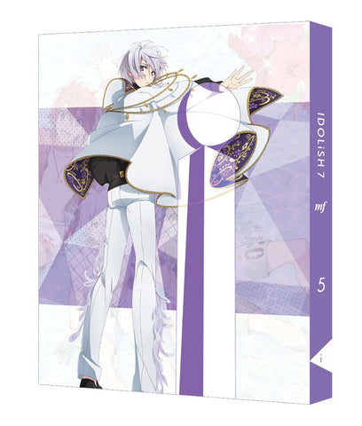 【★4】【★8】(Blu-ray) IDOLiSH7 TV Series 5 [Deluxe Limited Edition]