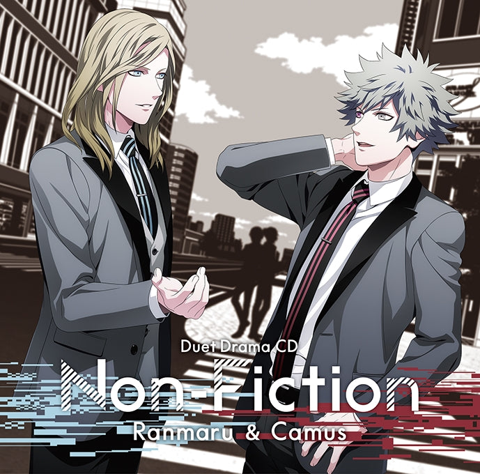 (Drama CD) Uta no Prince-sama Duet Drama CD: Non-Fiction - Ranmaru & Camus [Regular Edition]