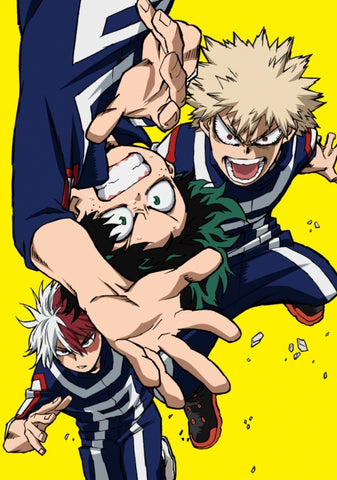 (DVD) My Hero Academia TV Series Season 2 Vol.1 [First-run Limited Edition]
