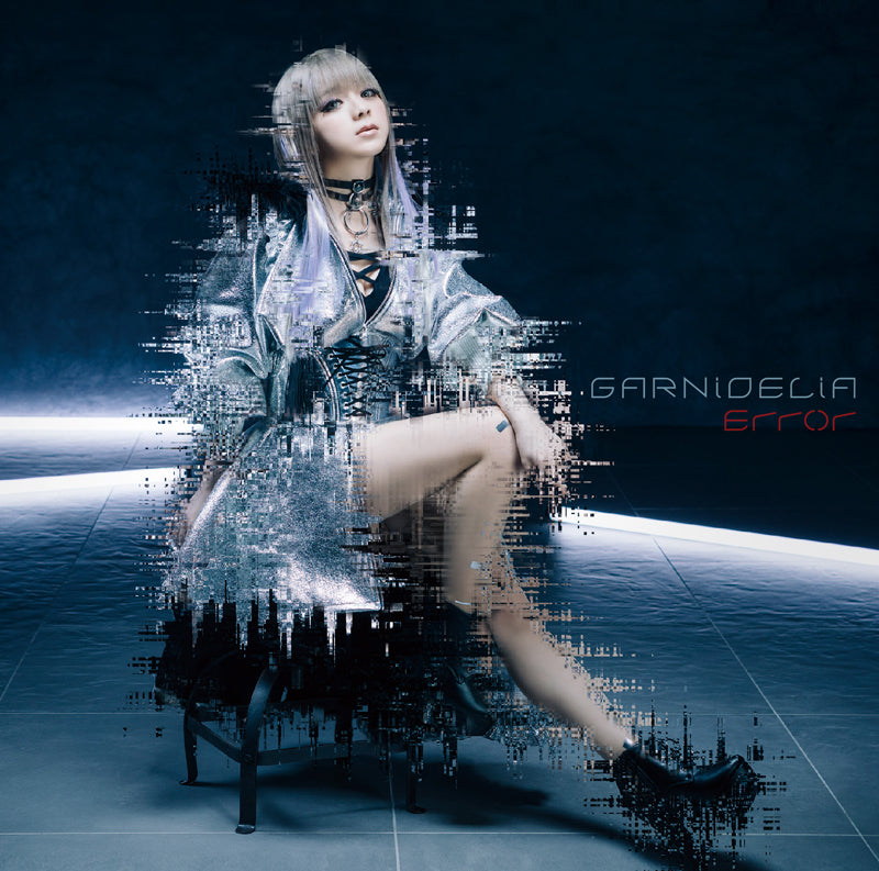 (Album) BEATLESS TV Series OP: Error by GARNiDELiA [First Run Production Limited Edition]