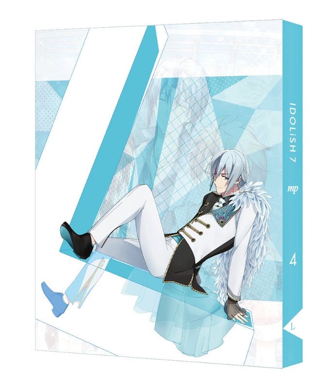 (Blu-ray) IDOLiSH7 TV Series 4 [Deluxe Limited Edition]
