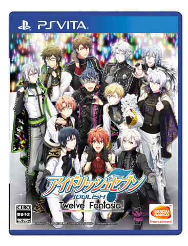 (Vita) IDOLISH7 Twelve Fantasia! [First Run Limited Edition]