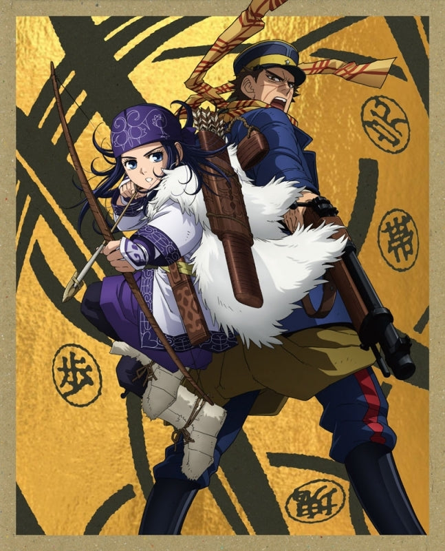 (DVD) Golden Kamuy TV Series 1 [First Run Limited Edition]