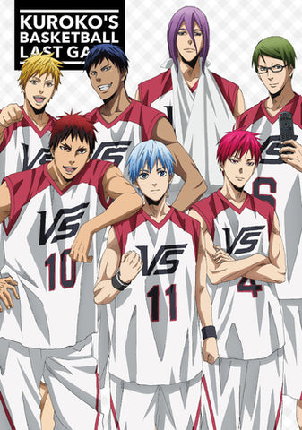 (DVD) Kuroko's Basketball the Movie: LAST GAME [animate Limited Edition]