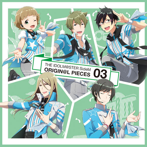 (Character Song) THE IDOLM@STER (Idolmaster) SideM ORIGIN@L PIECES 03