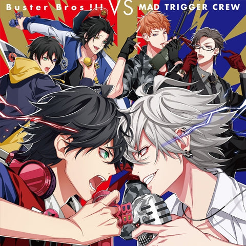 (Character Song) Hypnosis Mic: Buster Bros!!! VS MAD TRIGGER CREW