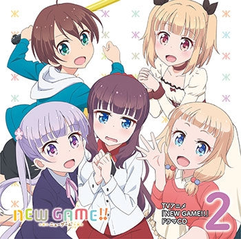 (Drama CD) NEW GAME!! TV Series Drama CD Vol.2