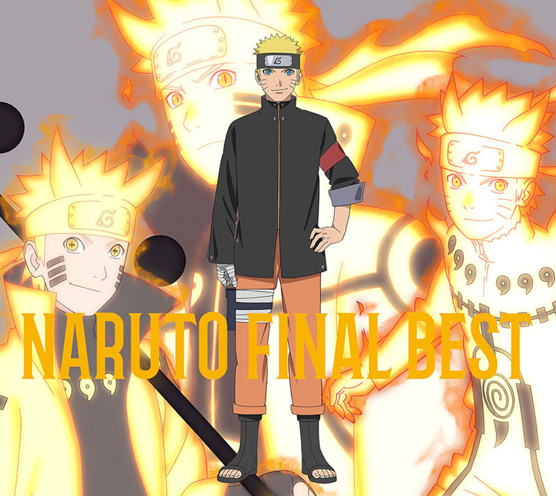 (Album) NARUTO FINAL BEST [Limited Edition]