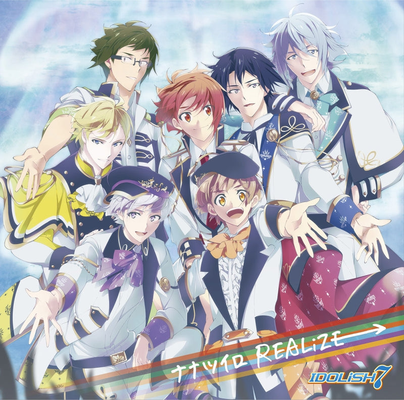 (Character Song) IDOLiSH7 Video Game: Nanatsu Iro REALiZE