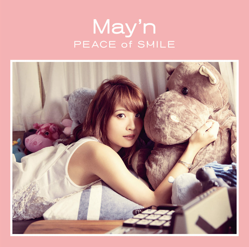(Album) PEACE of SMILE by May'n [Regular Edition]