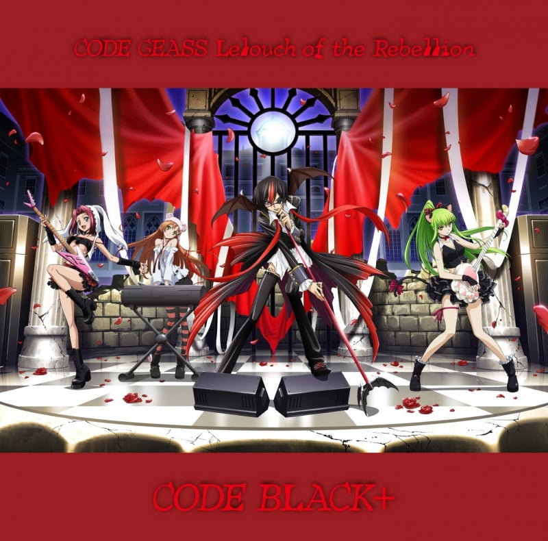 (Album) Code Geass: Lelouch of the Rebellion CODE BLACK+