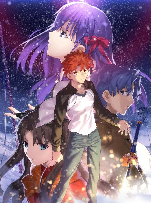 (Blu-ray) Fate/stay night the Movie: [Heaven's Feel] I.presage flower [Production Run Limited Edition]