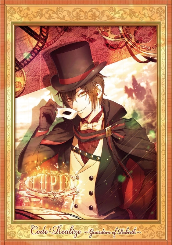 (Blu-ray) Code: Realize - Guardian of Rebirth TV Series Vol.1 [animate Limited Edition]