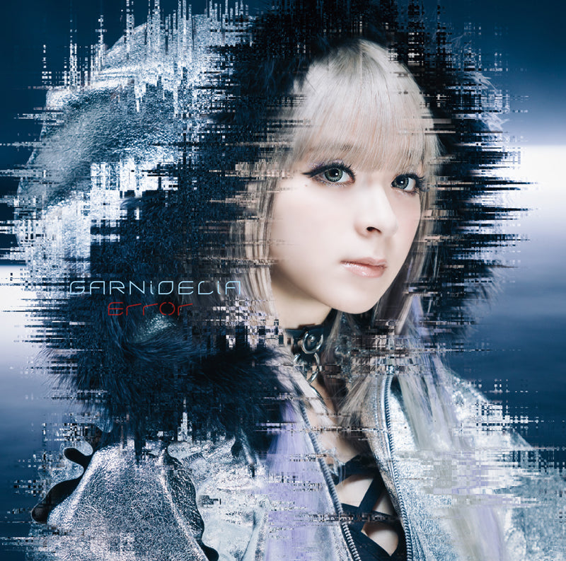 (Album) BEATLESS TV Series OP: Error by GARNiDELiA [Regular Edition]