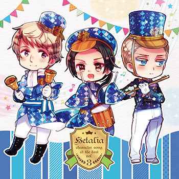 (Album) Hetalia Character Song CD The BEST Vol.3 [animate Limited Edition]